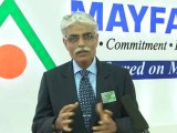 Mr. Nayan Shah, Vice-President, Exhibition Committee, MCHI-CREDAI