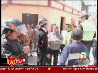 ANTÐ - Động đất 7,4 độ richter tại Guatemala