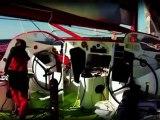 """Place to be Vendée Globe"" Alonzo et Kito de Pavant skipper ""team Bel"""