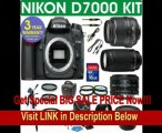 Nikon D7000 Digital Camera + Nikon 18-55 VR Zoom Lens + Nikon 70-300 Telephoto Zoom Lens + Nikon 50mm Lens + .40x Super Wide Angle Fishe Fisheye Lens + 2x Telephoto Lens + 4 Piece Macro Kit + 16GB Memory Card + 3 Year Celltime Warranty FOR SALE