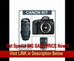 Canon EOS-7D Digital SLR Camera with Canon EF-S 18-135mm f/3.5-5.6 IS Auto Focus Lens & Canon EF 70-300mm f/4-5.6 IS USM Autofocus Lens - USA FREE: Red Giant Adorama Production Bundle for PC/Mac a $599.00 Retail Value REVIEW