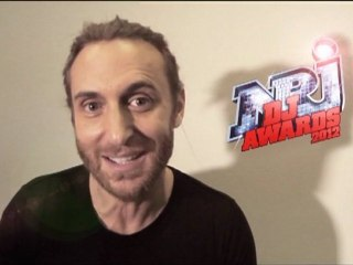 NRJ DJ AWARDS GUETTA