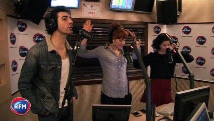 Salut Les Copains : Medley et Interview sur RFM