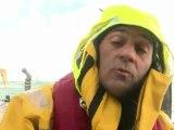 Vendée globe: le nouveau défi d'Alessandro Di Benedetto