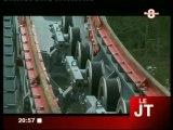 Présentation du chantier téléphérique (Rhône-Alpes)