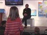 Kito de Pavant partage son expérience à des élèves (Gard)