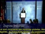 Meeting du CFR : Zbigniew Brzezinski craint le réveil mondial !