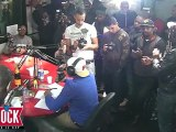 Live de Sultan au micro de Skyrock dans Planète Rap  - Plus jamais