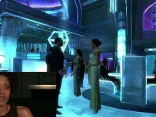 Behind the Scenes with Naomie Harris de 007 Legends