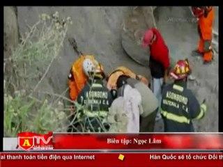 ANTÐ -Động đất mạnh ngoài khơi Guatemala