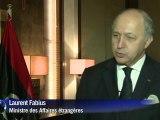 Syrie, Mali : Laurent Fabius détaille les positions de la France