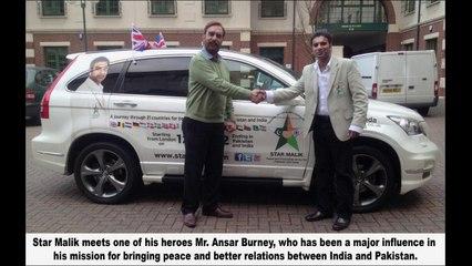 STAR MALIK - Mr. Ansar Burney