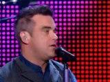 Robbie Williams - Live @ aux Studios Rive Gauche à Paris