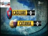 Sintesi e Interviste Rai Cagliari-Catania 0-0 ***10 novembre 2012***