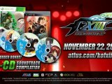 The King of Fighters XIII Team Elisabeth Elisabeth Trailer