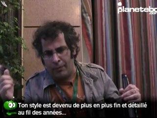 Vidéo de Philippe Larbier
