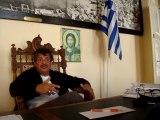 Ο δήμαρχος Καστελόριζου Π. Πανηγύρης μιλά στο NEWS 247