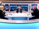 BFM Politique : Brice Hortefeux, député européen et Hedwige Chevrillon, éditorialiste à BFM business