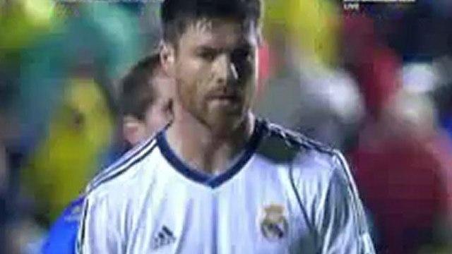 ضربة جزاء ضائعة من ريال مدريد