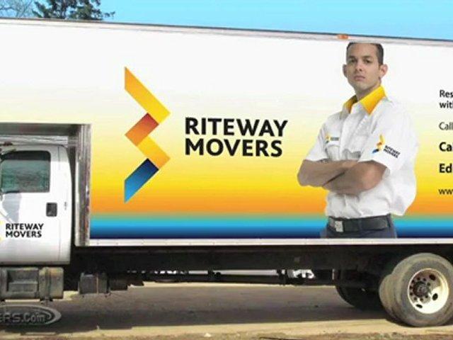 Riteway Movers – Edmonton Movers