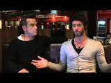 Take That 2011 interview - Robbie Williams and Howard Donald (part 2)