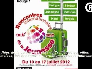 Rencontres Internationales de la Jeunesse 2012 - Creil