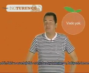 ING Bank - Turuncu Hesap Survivor'da!