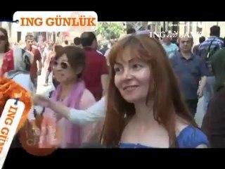ING Bank Sokak Röportajları