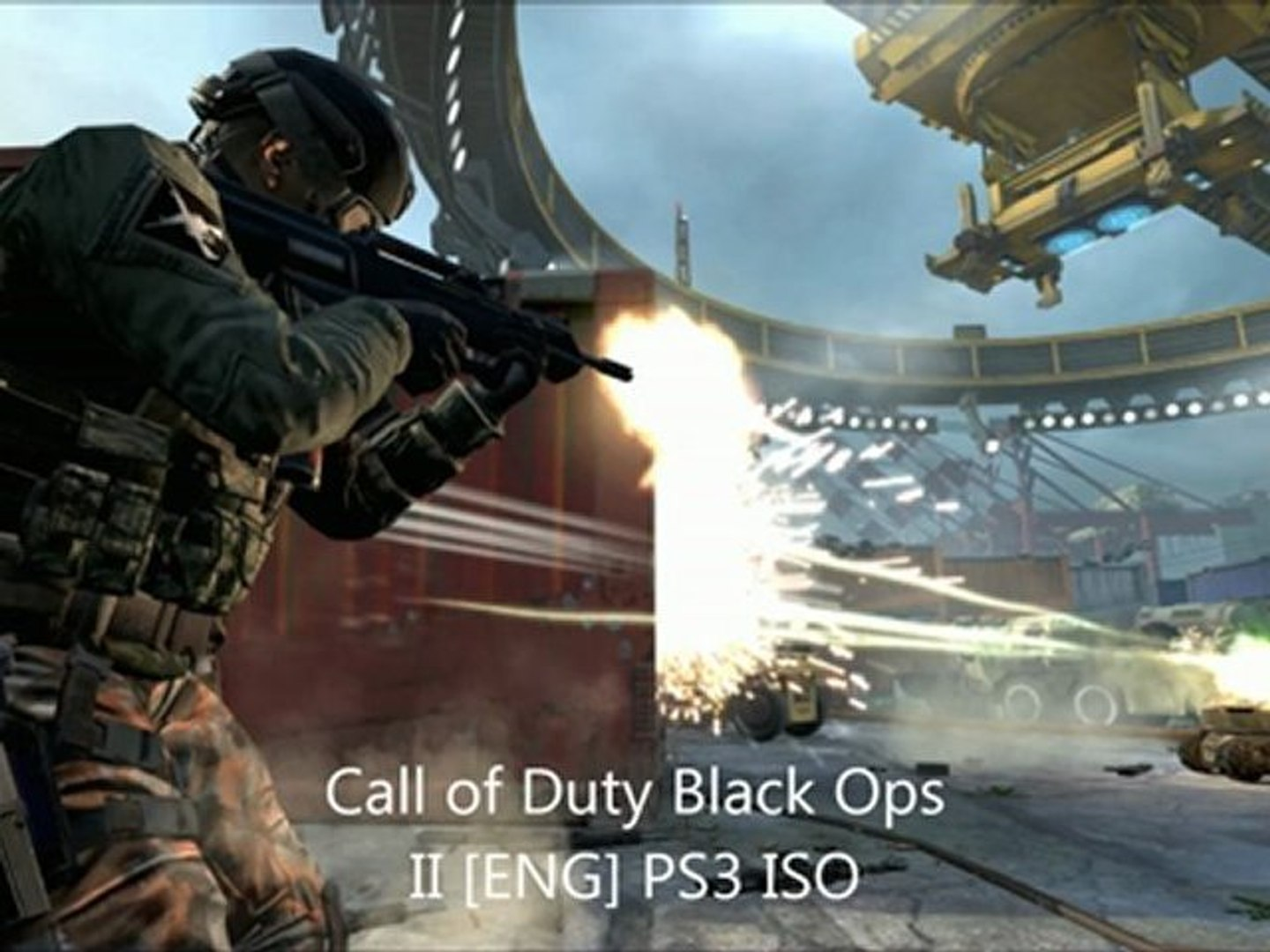 Call Of Duty Black Ops Ii Eng Ps3 Iso Full Game Download Video