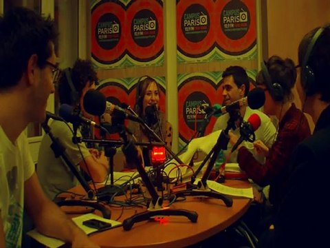 La nuit américaine de Radio Campus Paris