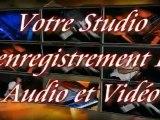 Studio Live, studio d'enregistrement professionnel audio et vidéo Rhône-Alpes