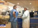 Reportages : Les médecins manifestent ce lundi à l'appel de 25 organisations syndicales