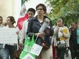 A Paris, la contestation gronde face à la victoire d'Enrique Pena Nieto aux élections présidentielles mexicaines