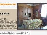 A vendre - maison - Albertville (73200) - 6 pièces - 120m²
