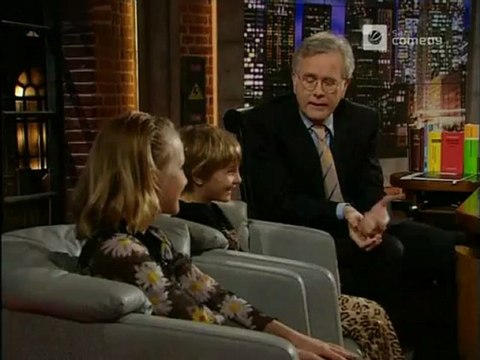 Die Harald Schmidt Show vom 18.04.2002
