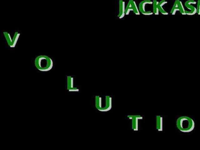 Jack Asmo - Évolution [poèmes & proses]