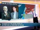 Echanges de tirs entre Israël et la Syrie sur la frontière du Golan