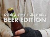 6 façons d'ouvrir une bière
