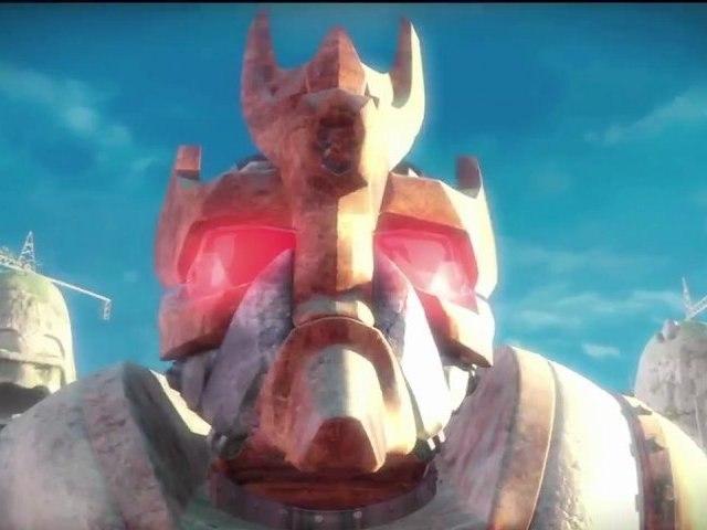 Skylanders Giants : Toutes les cinématiques