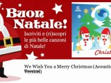 Ecosound - We Wish You a Merry Christmas - Acoustic Version - Natale