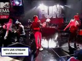 Fun We Are Young MTV Europe Music Awards 2012 full performance