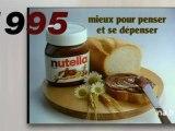 Cinquante ans de publicité Nutella