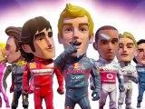 F1 Race Stars - Power Up Parody 2