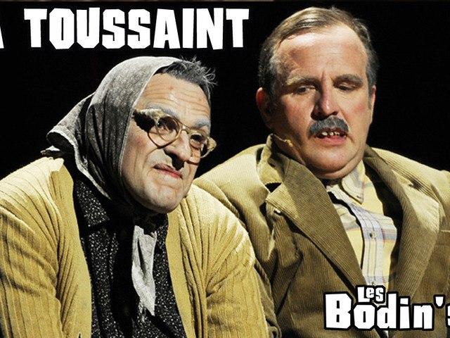 Les Bodins à la Toussaint