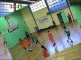 Evreux  Olivet 11 11 12 Championnat de France Basket U17 Féminin