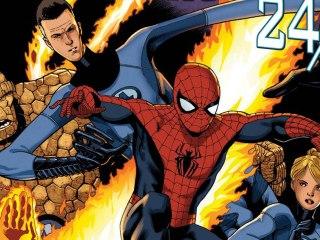 CGR Comics - SPIDER-MAN: 24/7 comic review