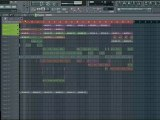 Making A Rap Beat With Fruity Loops FL Studio - HipHopSamplez