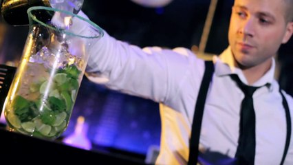 Exclu MEGA Cocktails LOFT Paris