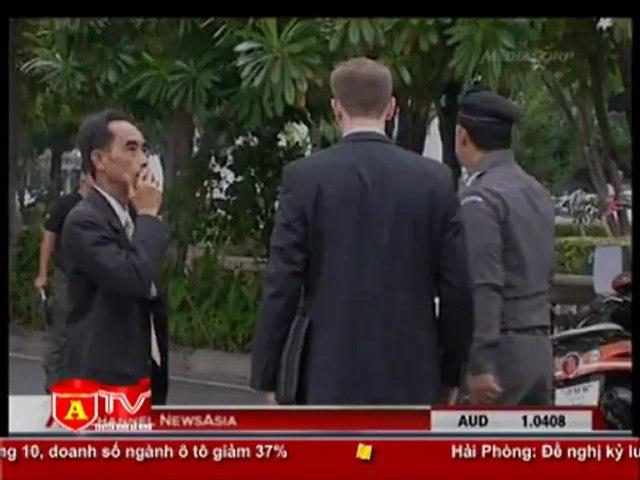ANTÐ - Thái Lan tăng cường an ninh trước chuyến thăm của tổng thống Mỹ