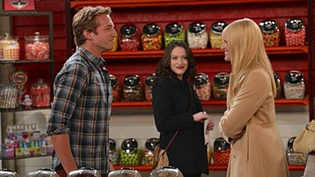 2 Broke Girls Season 2 Episode 6 'And the Candy Manwich' Part 2 Full